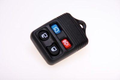 Klíč Ford Transit Obal pro dálkové ovládání