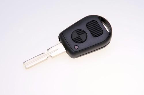 klíč BMW E36 E38 E39 E46 Z3 Z4 Z8 X3 X5  2 tlačítka HU58