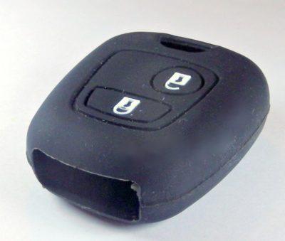 silikonový obal klíč autoklíč peugeot citroen berlingo partner 206 307 407 picasso 406