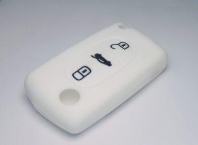 silikonový obal na klíč Citroen Peugeot