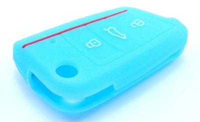 silikonový obal na klíč seat škoda vw