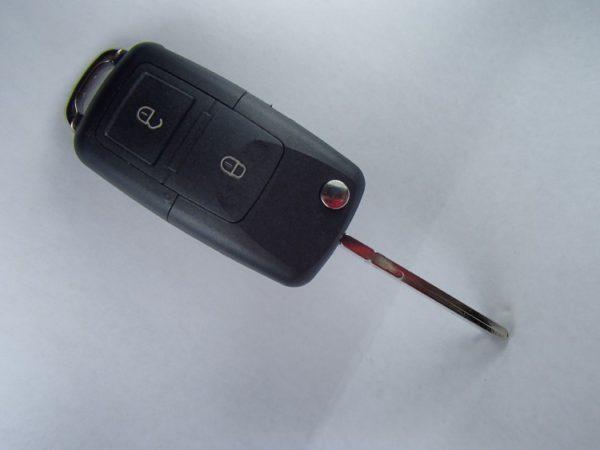 KLIČ ŠKODA VW SEAT AUDI dálkové ovládání
