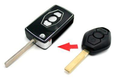 klíč bmw e36 e46 e90 f30 e39 e60 e61 f10 e63 e64 serie 3 serie 5 serie 6 serie 7 e38 e65 e66 g10 g11 x1 x3 x5 x6 e83 f25 e53 autoklíč dálkové ovládání tlačítka