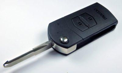 klíč mazda vystřelovací dálkové ovládané obal