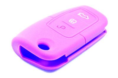 silikonový obal na klíč Ford mondeo fiesta galaxi