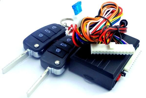 dálkové ovládání klíč alarm vw škoda seat audi