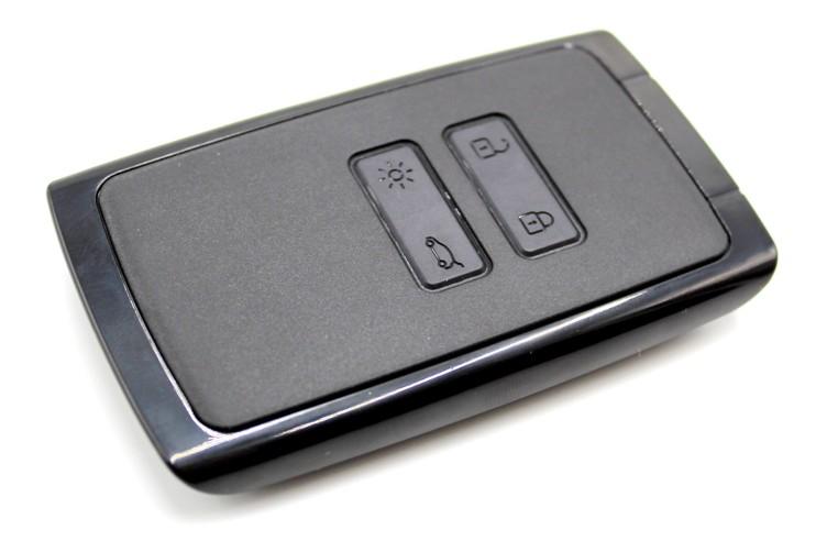 Klic Karta Renault 4 Tlacitka Autoklice Key Master
