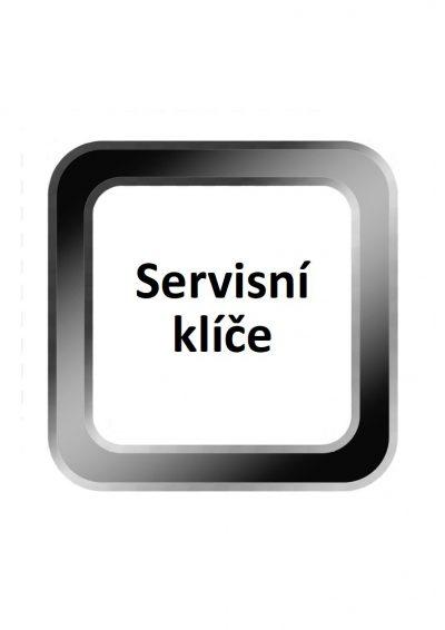 Servisní klíče